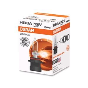 Bulbs - by Bulb Type, Osram Original HB3A 12V Bulb  - Single, Osram
