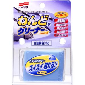 Soft99, Soft99 Surface Smoother Clay Bar - 100g, Soft99