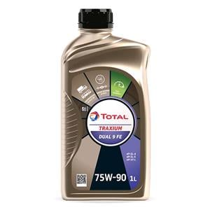 Gearbox Oils, TOTAL Transmission Syn FE 75w90. 1 Litre, Total