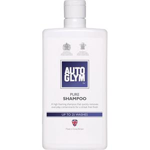 Exterior Cleaning, Autoglym Pure Shampoo - 500ml, Autoglym