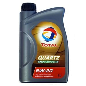 Engine Oils and Lubricants, TOTAL Quartz 9000 Future EcoB 5W-20 Engine Oil - 1 Litre , Total