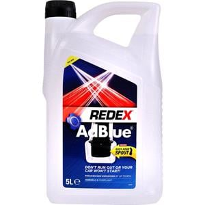 Engine Oils and Lubricants, Redex AdBlue Emissions Reducer For Diesel Engines - 5 Litre, Redex