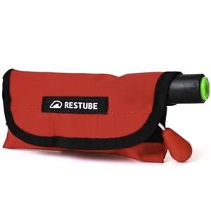 RESTUBE Inflatable Safety Aids, RESTUBE Automatic - Red - Black, RESTUBE
