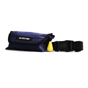RESTUBE Inflatable Safety Aids, RESTUBE Basic - Marine Blue, RESTUBE