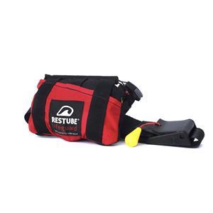 RESTUBE Inflatable Safety Aids, RESTUBE Lifeguard - Red - Black, RESTUBE