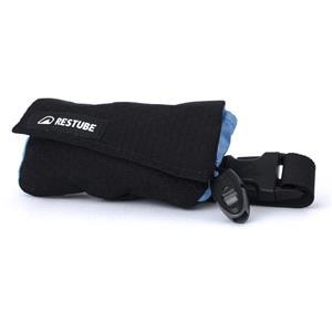RESTUBE Inflatable Safety Aids, RESTUBE Swim - Honey Black - Ice Mint, RESTUBE