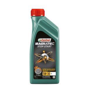 Engine Oils and Lubricants, Castrol Magnatec Stop-Start 5W-30 Engine Oil S1 - 1 Litre , Castrol