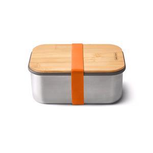Food Storage, Black+Blum Stainless Steel Sandwich Box Large - Orange - 1.25 Litre, black+blum