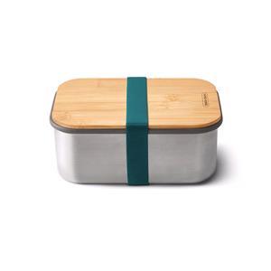 Food Storage, Black+Blum Stainless Steel Sandwich Box Large - Ocean - 1.25 Litre, black+blum
