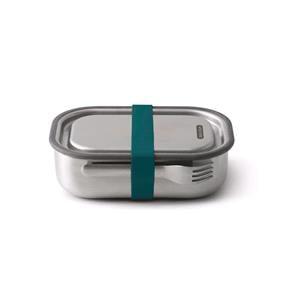 Food Storage, Black+Blum Stainless Steel Lunch Box Large - Ocean - 1 Litre, black+blum