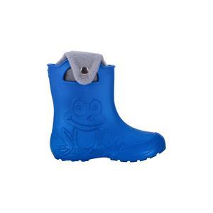 Footwear, Leon Boots Co. Froggy Blue - Pair - Size: 5-6, LEO