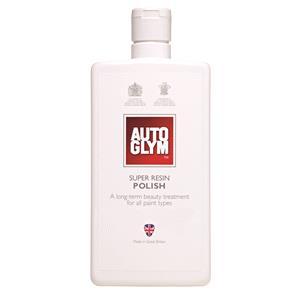 Paint Polish and Wax, Autoglym Super Resin Polish - 500ml, Autoglym
