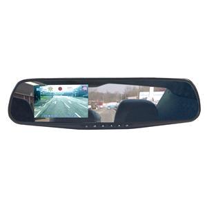 Dash Cam, Rear View Mirror Dash Cam in Full HD, Streetwize