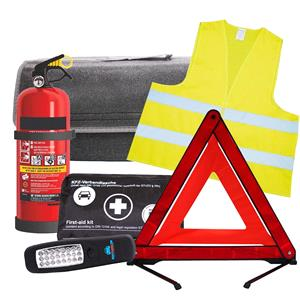 Emergency and Breakdown, HSA Compliant Taxi Kit - Irish PSV Taxi Driver Kit,