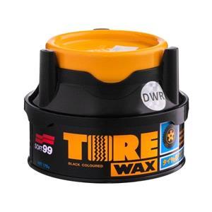 Soft99, Soft99 Tire Black Wax - 170g, Soft99