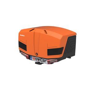 Roof Boxes, TowBox V3 Sport - Orange - 400 Litres, TowCar