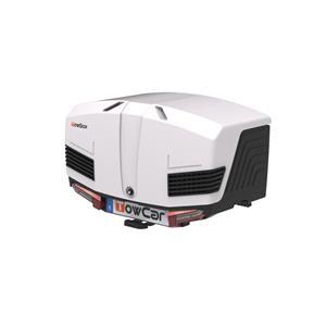 Roof Boxes, TowBox V3 Arctic - White - 400 Litres, TowCar