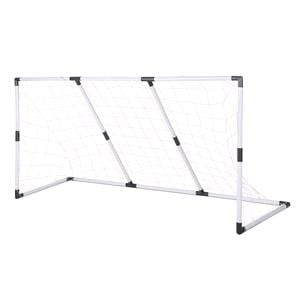 Games and Activities, Toyrific Large Football Goal with Ball and Pump, Toyrific