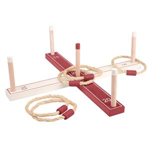 Games and Activities, Toyrific Garden Games Ring Toss, Toyrific