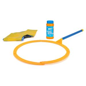 Games and Activities, Bestway Giant Bubble Wand Kit, Bestway