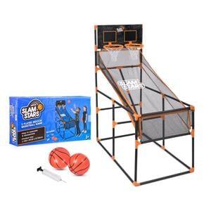 Games and Activities, Toyrific Slam Stars Indoor Arcade Basketball Game, Toyrific