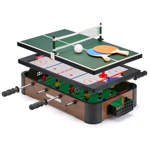 Games and Activities, Toyrific 3-in-1 Games Table, Toyrific