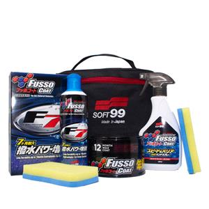 Car Care Kits, Soft99 Ultimate Fusso Gift Kit, Soft99