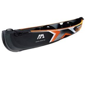 "All Kayaks, Aqua Marina Tomahawk AIR-C 15'8"" (3-Person) DWF High-End Canoe, Aqua Marina"