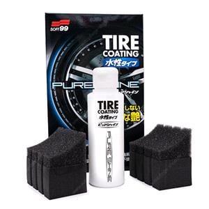 Soft99, Soft99 Pure Shine Tyre Dressing - 100ml, Soft99