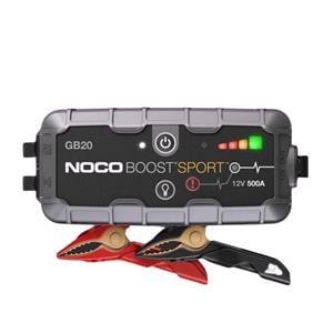 Jump Starter, NOCO GB20 Genius Boost Sport - 400A UltraSafe Jump Starter, NOCO