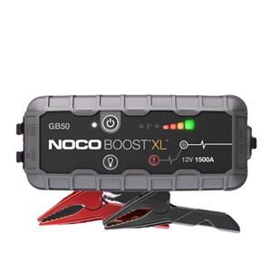 Jump Starter, NOCO GB50 Genius Boost XL - 1500A UltraSafe Jump Starter, NOCO