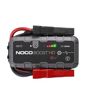Jump Starter, NOCO GB70 Genius Boost HD - 2000A UltraSafe Jump Starter , NOCO