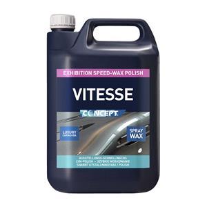 Concept, Concept Vitesse Wax Polish - 5 Litre, Concept