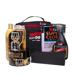 Car Care Kits, Soft99 Extreme Gloss Gift Kit, Soft99