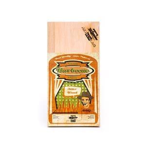 BBQ Accessories, Axtschlag Barbecue Wood Planks - Alder Wood (Pack of 3), Axtschlag